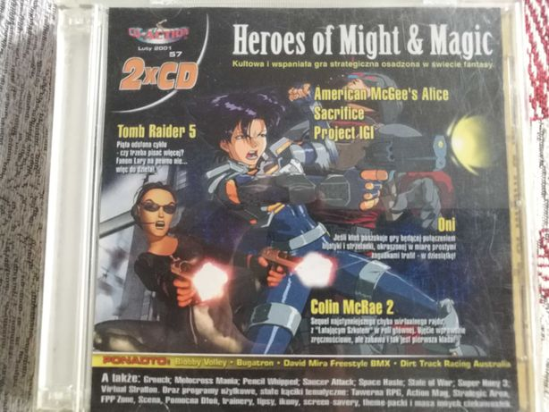 Gra Heroes of Might and Magic I + II