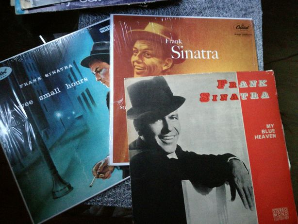 3 Winyle Frank Sinatra