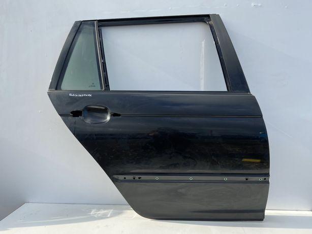 Дверька Дверь БМВ Е46 Универсал Black Sapphire Metallic 475