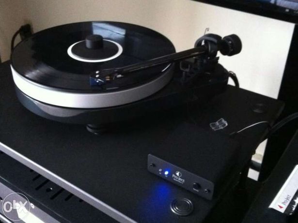 Gira-discos Pro-ject RPM 5.1 project