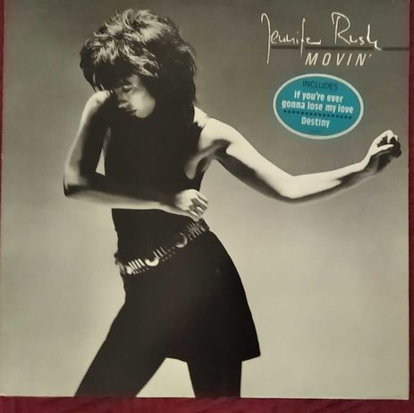 Płyta winylowa - Jenifer Rush