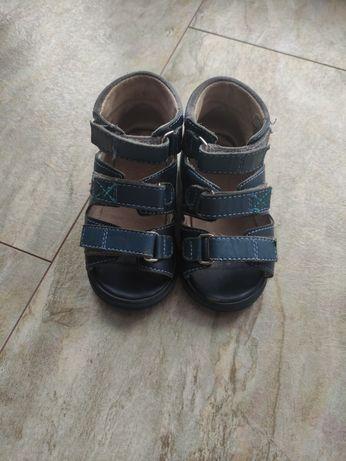 Buty sandały profilaktyczne RENA
