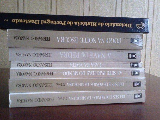 Obras de Fernando Namora. Publicações Europa América