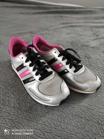Buty dziewczece marki Adidas