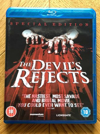 The Devil's Rejects Blu-ray