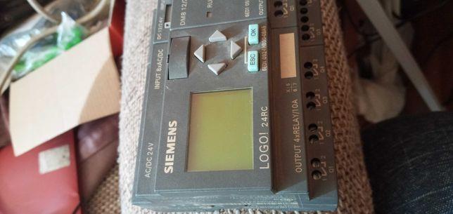 Контроллер Siemens LOGO 24rc