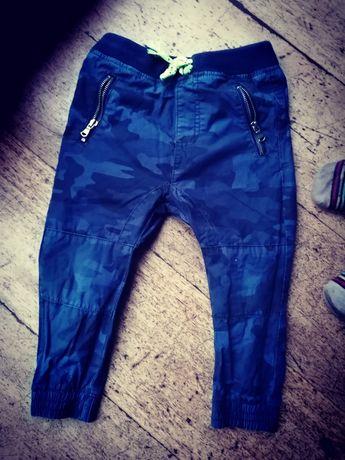 Spodnie Zara rozm 104