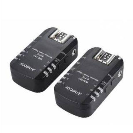 TTL синхронизаторы для всех Canon и вспышек, e-TTL, 1/8000, HSS
