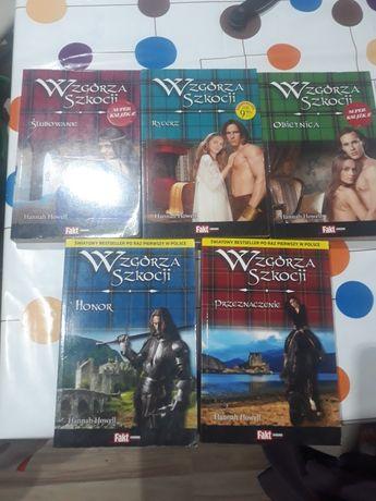 Książki 5 części