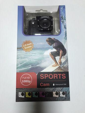 Kamera sportowa FULL HD NOWA Wodoodporna