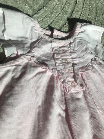 Vestido zippy 9/12 meses