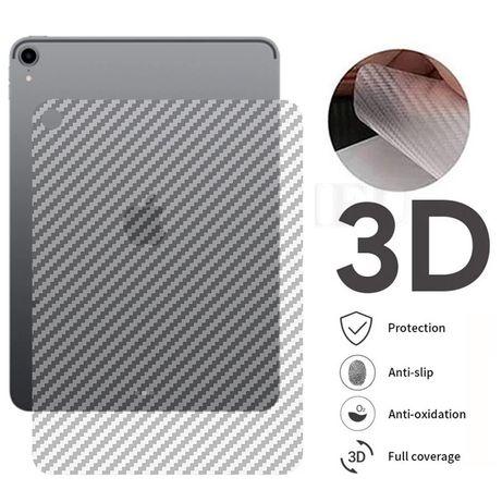 Карбоновая матовая задняя защитная пленка для ipad mini 5
