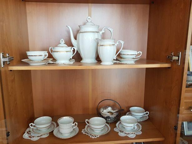 Zestaw  do herbaty Chodzież