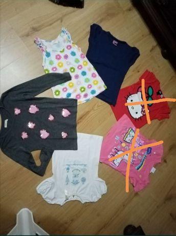 T-shirts para menina 5 anos