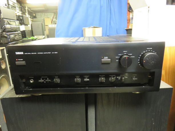 Wzmacniacz Yamaha AX-890 Potężny