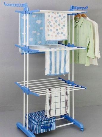 Вешалка для одежды Сушка для одягу Сушарка на білизну сушилка белья