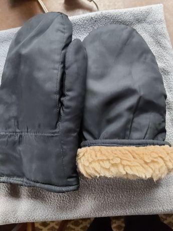 Rękawiczki jednopalczaste PRL