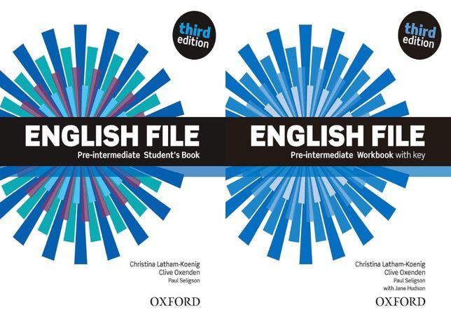 English File 3-rd edition Pre-Intermediate