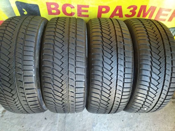 Continental ContiWinterContact TS 850P 235/35 R19 91W