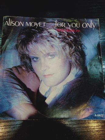 ALISON MOYET For you only płyta winylowa 7