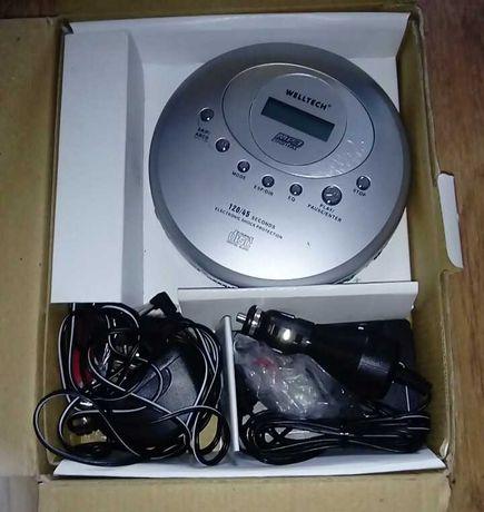 Odtwarzacz Welltech MP3