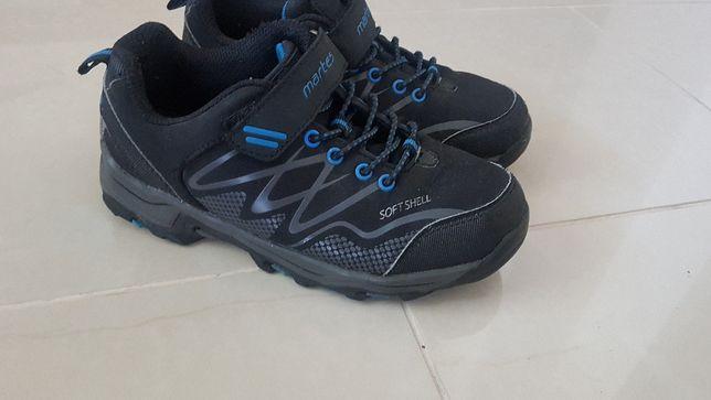 Buty trekkingowe Martes R.32 wkładka 21,4cm