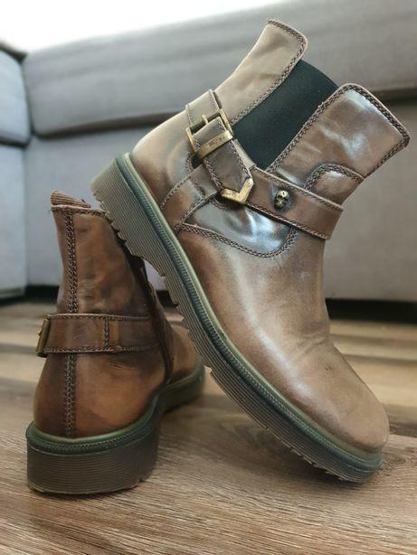 Дитячі шкіряні черевики Florens(Italy) оригінал
