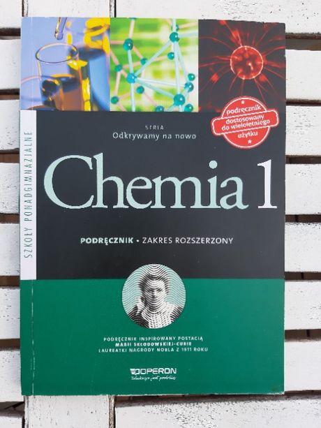 Podręcznik Chemia 1 Liceum poziom rozszerzony OPERON