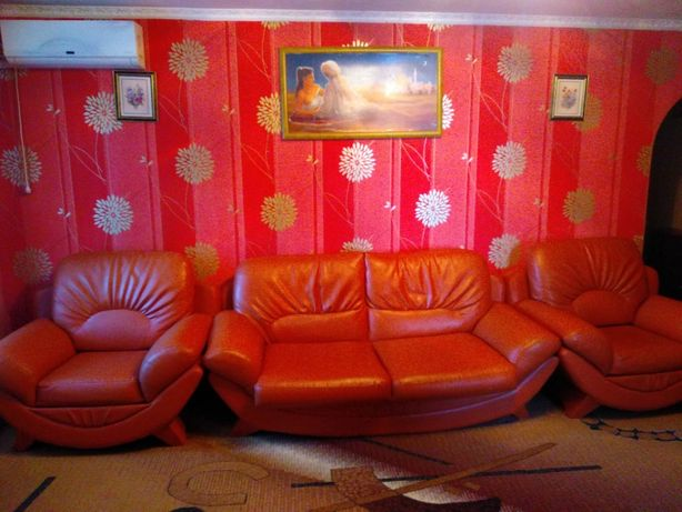 Люксова 3-кімн. квартира на оренду в Пирятині