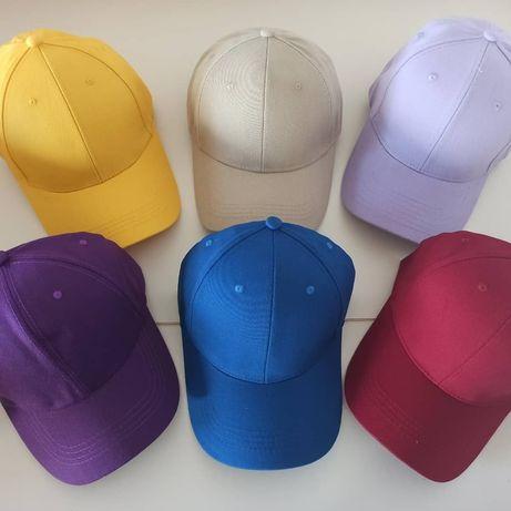 Кепки, бейсболки, женская кепка, мужская кепка, кепка унисекс