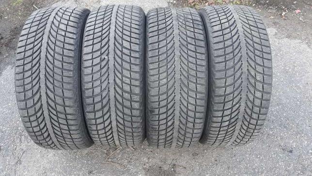 Продам зимнюю резину Michelin 255/45 R20   , 2017 год
