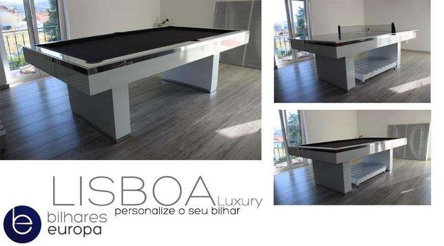Bilhares Europa Fabricante Lisboa Luxury