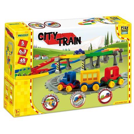 Wader kolejka miejska Play Tracks Railway