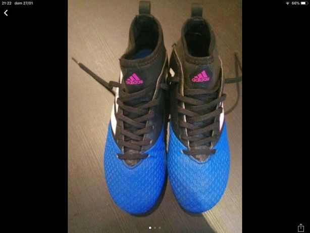 Vendo chuteiras Adidas Ace 17.3