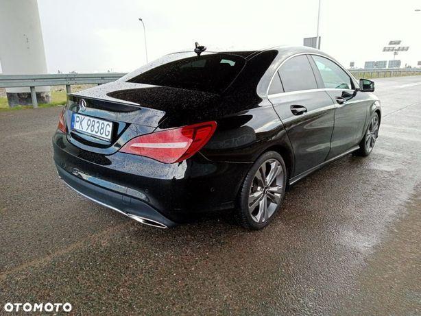 Mercedes-Benz CLA Lift, automat, niski przebieg, benzyna 156 hp.