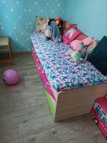 Sprzedam młodzieżowe łóżko dwupoziomowe