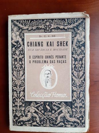 O Espírito chinês perante o problema das raças  Chiang Kai Shek 
