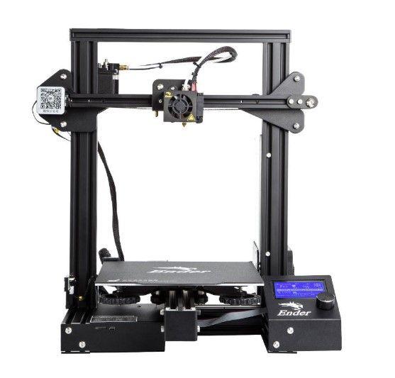 3d принтер Creality 3D Ender 3 Pro Бровары - изображение 1