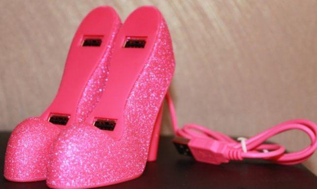 USB-концентратор «Туфелька» AVON в подарочной упаковке