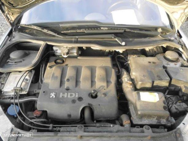 Motor Peugeot 206 306 Partner 307 406 2.0hdi 90cv 110cv RHZ RHY DW10 Caixa de Velocidades Automatica - Motor de Arranque  - Alternador - compressor Arcondicionado - Bomba Direção
