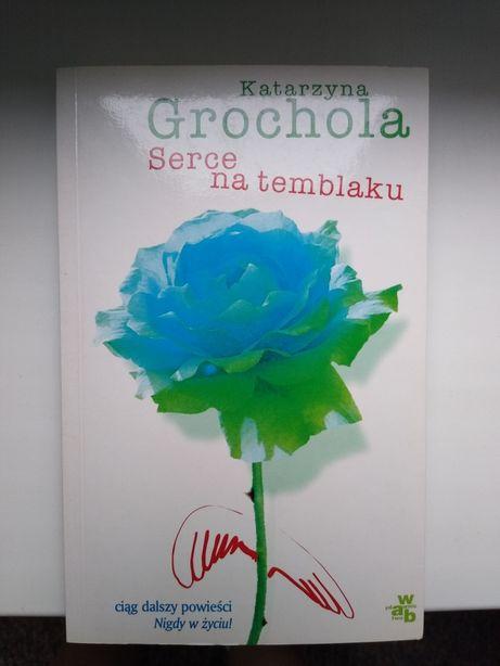 K. Grochola - Serce na temblaku