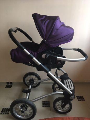 Wózek Mutsy 2w1 -Sprzedam pilnie