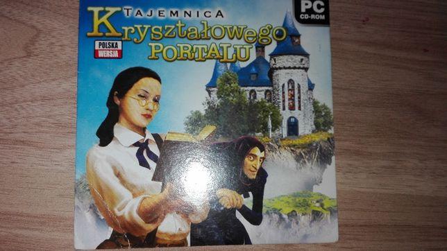Tajemnica Kryształowego portalu Gra PC