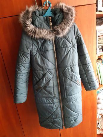 Пальто куртка синтепон 48р