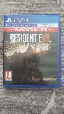 Gra Ps4 Resident Evil 7