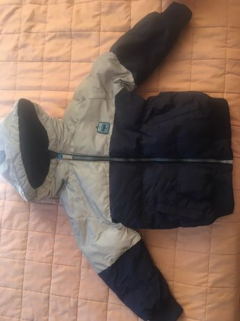 Куртка next зима