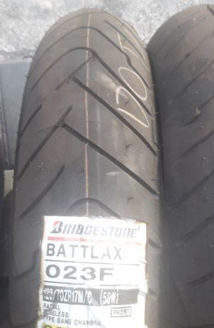 Opona motocyklowa bridgestone 120/70r17 battlax