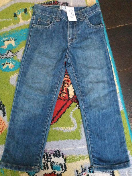 Nowe spodnie jeansy Childrens Place 4 lata