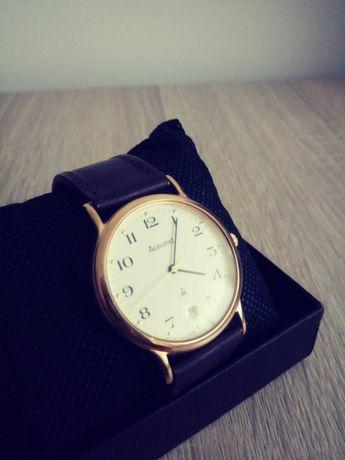 Zegarek męski Accurist, klasyczny