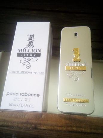 Тестер Paco Rabanne 1 Million Lucky